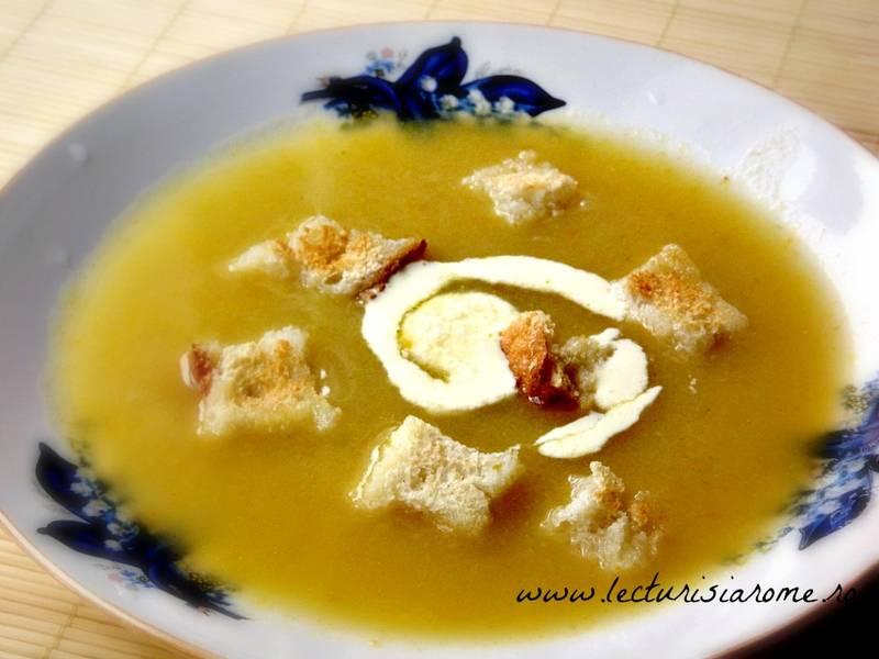 supa crema sparanghel