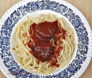 spaghete parjoaleM
