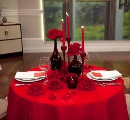 Imagini pentru imagini cu cina romantica