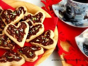 biscuiti ciocolata capsuni