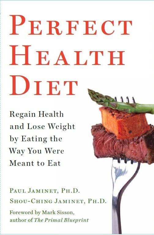 The Perfect Health Diet – Paul Jaminet (rezumat)