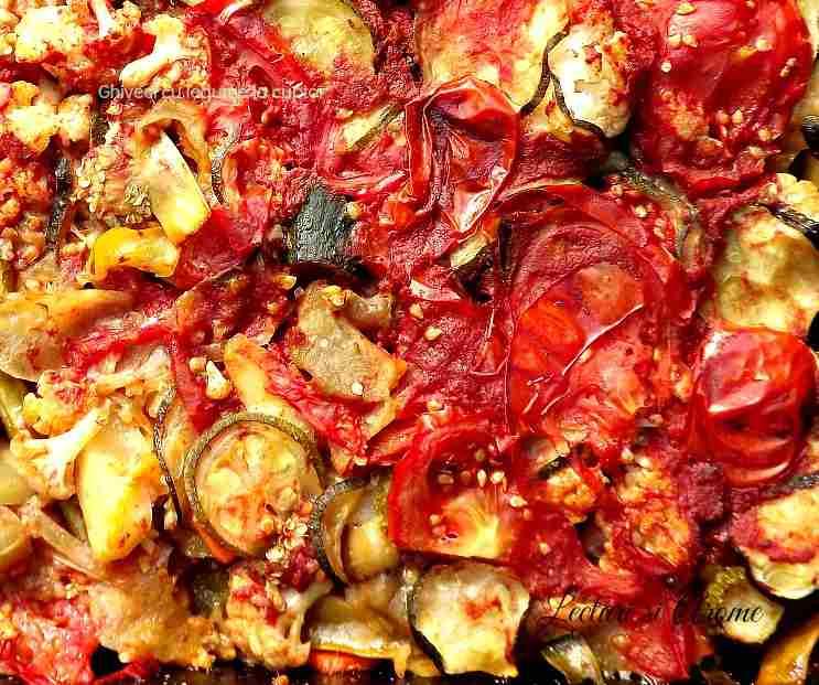ghiveci cu legume la cuptor