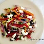 salata cu branza Camembert