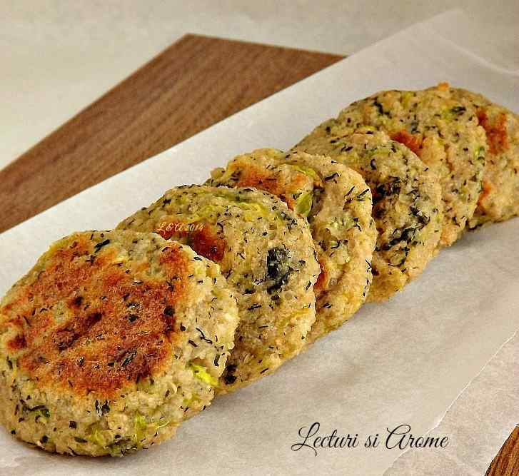 chiftelute cu quinoa