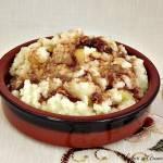 cuscus cu mere caramelizate