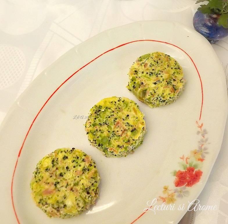 broccoli cu carne la cuptor
