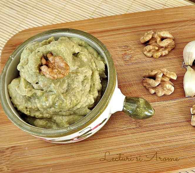 avocado cu nuci