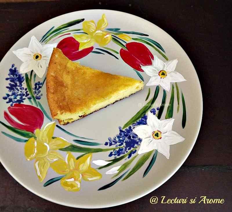 prajitura turceasca cu iaurt lecturi si arome