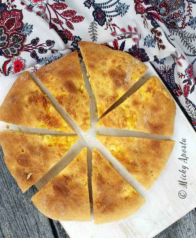 paine cu branza
