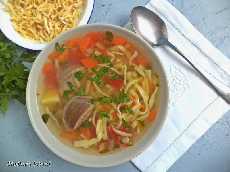 supa de curcan simona
