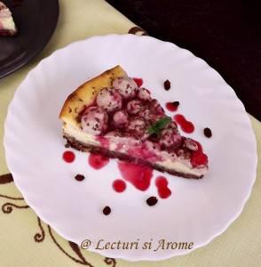 cheesecake cu agrise