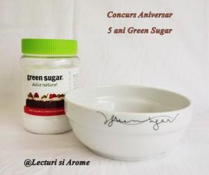 green sugar bol