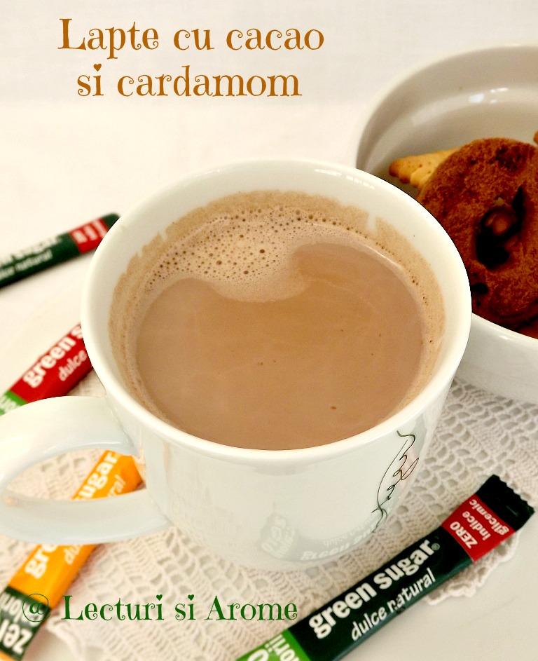 lapte cu cacao
