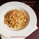 salata picanta de cuscus