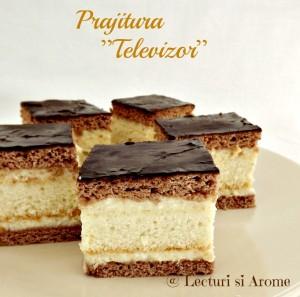 prajitura Televizor