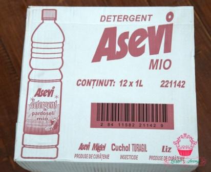 detergent asevio