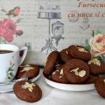 Fursecuri cu nuca si cacao