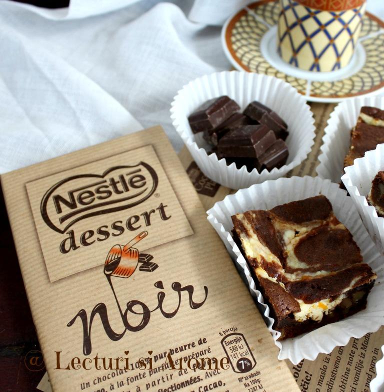 prajitura brownie