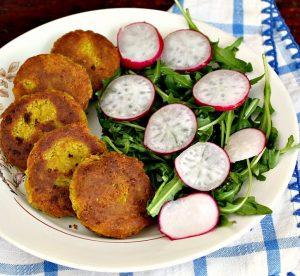 chiftelute falafel