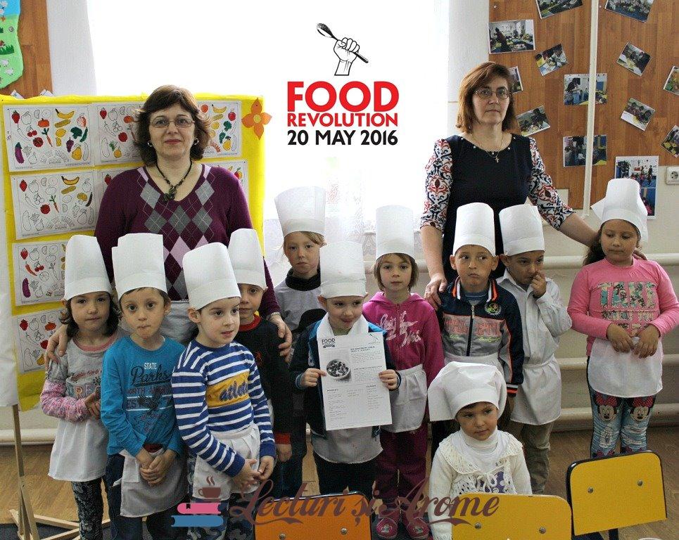 atelier de gatit pentru copii