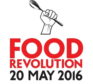 Food Revolution Day – 20 mai 2016