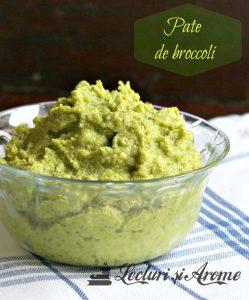 pate de broccoli