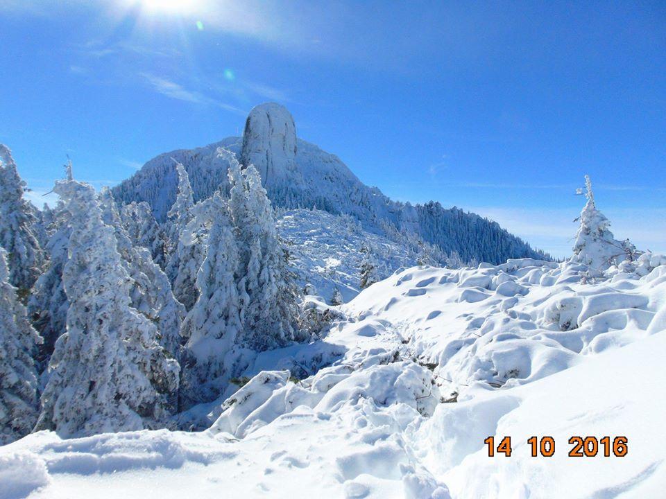 iarna 2016 Ceahlau