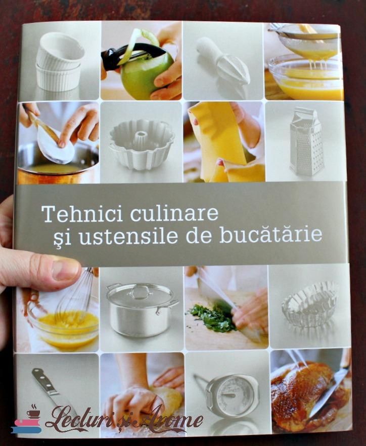 coperta Tehnici culinare si ustensile de bucatarie