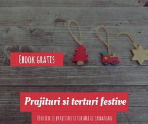 prajituri si torturi festive ebook