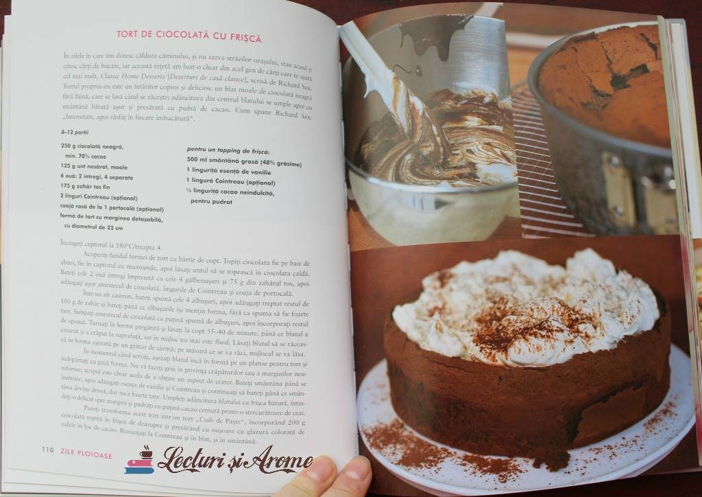 pur si simplu delicios tort