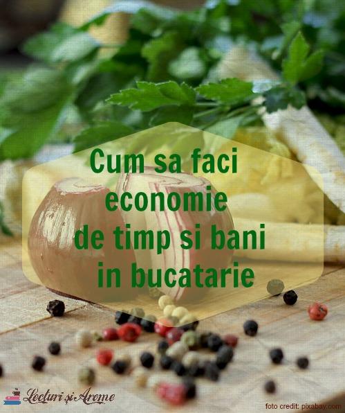 economie de timp