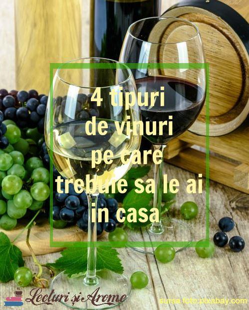 tipuri de vinuri