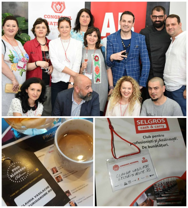 despre blogging food blogging Bucuresti 2017