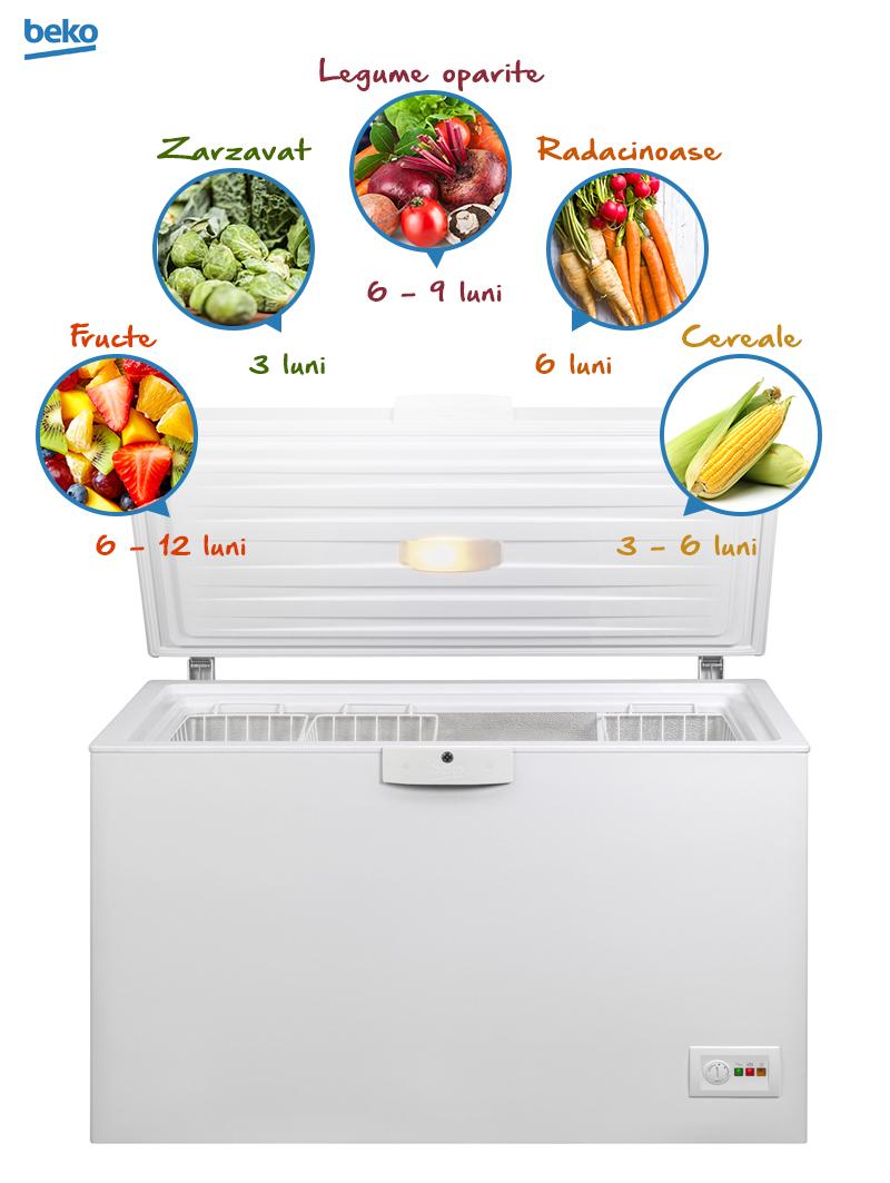 infografic congelator