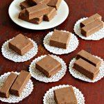 Ciocolată de casă cu lapte praf din doar 5 ingrediente