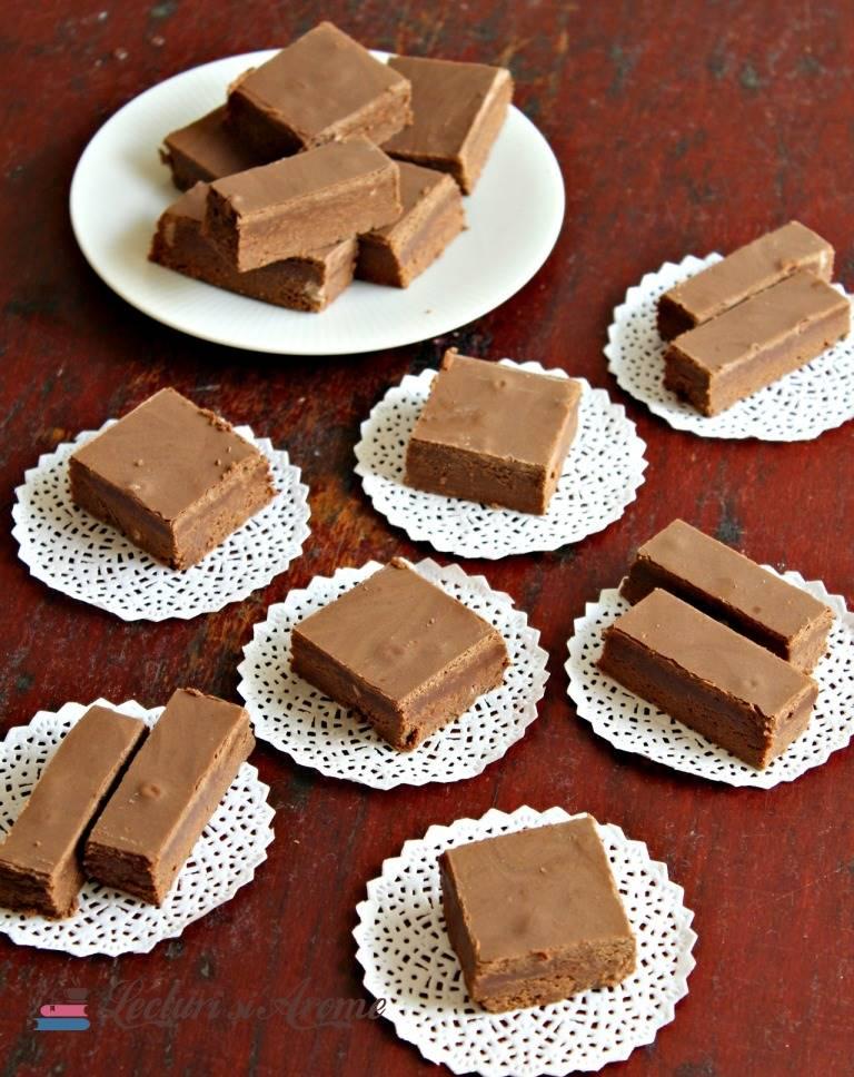 ciocolată de casă cu lapte praf