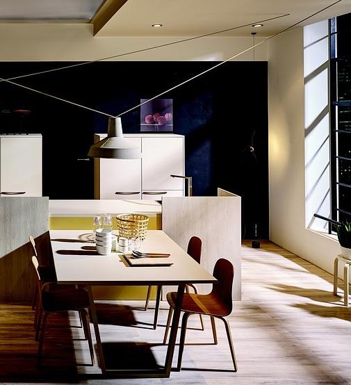 tipuri de lumini iluminarea bucătăriei