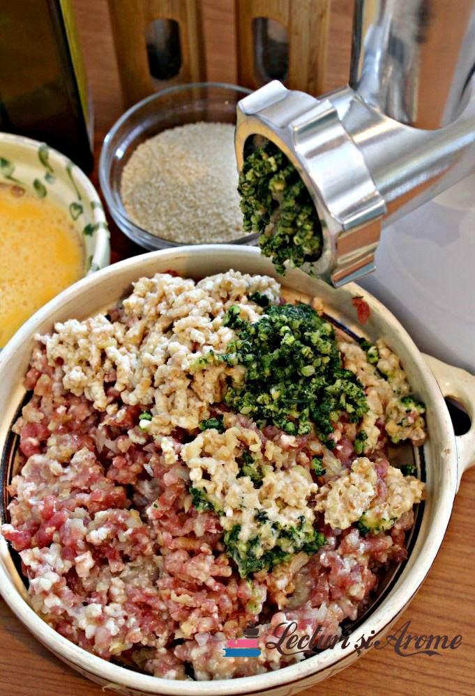carne tocată pârjoale moldovenești