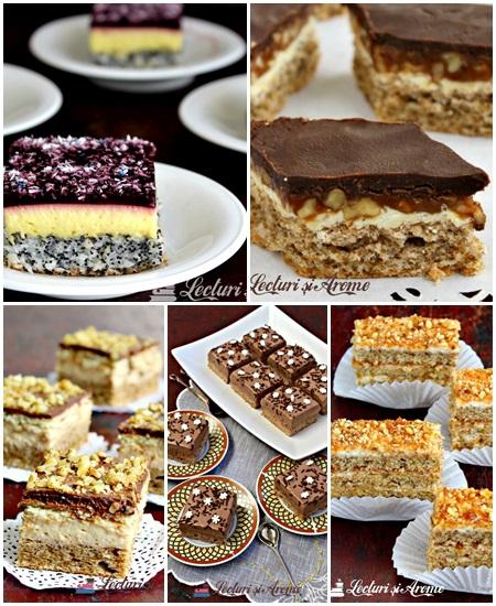 rețete de prăjituri pentru masa de Paște