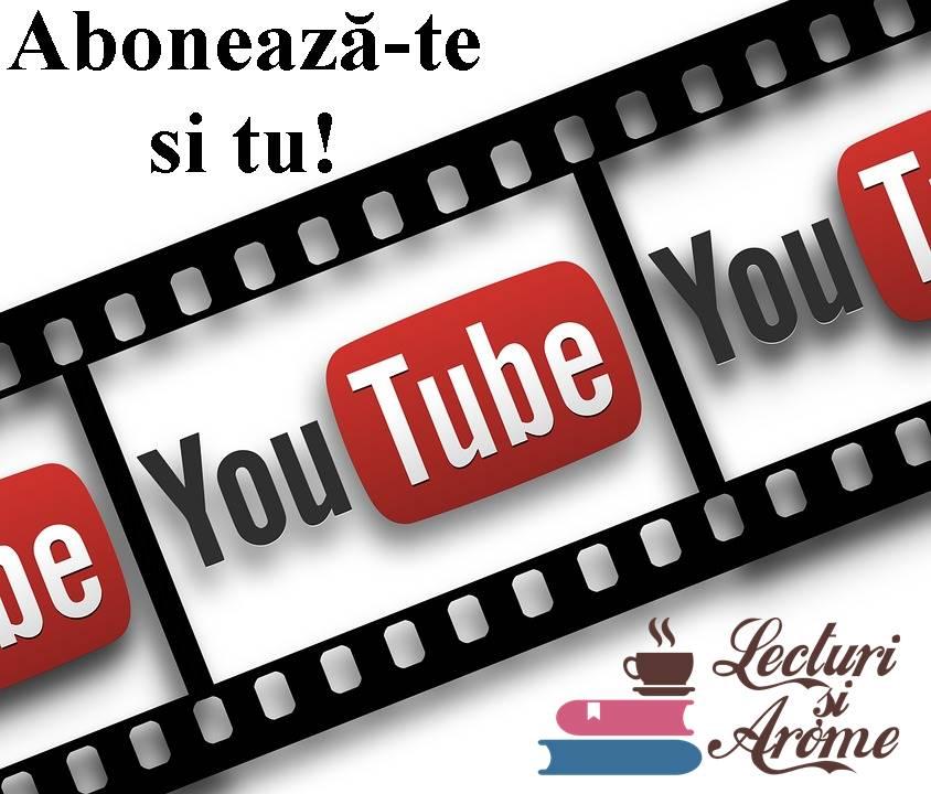 abonare canal de Youtube