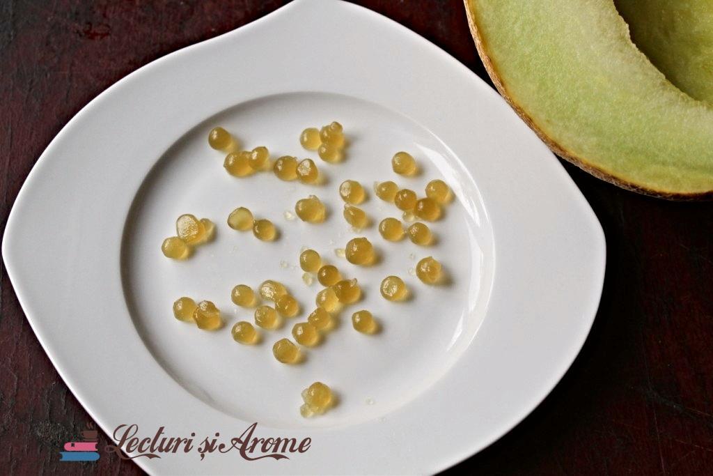 caviar de pepene galben