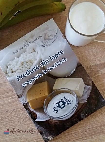 Produse din lapte carte