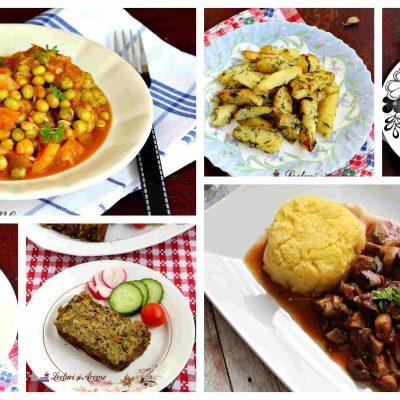 Rețete de mâncare de post delicioase și ușor de făcut