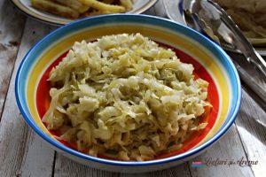 salată de varză murată