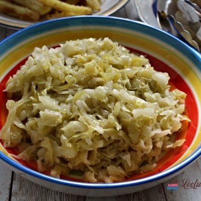 Cea mai simplă salată de varză murată