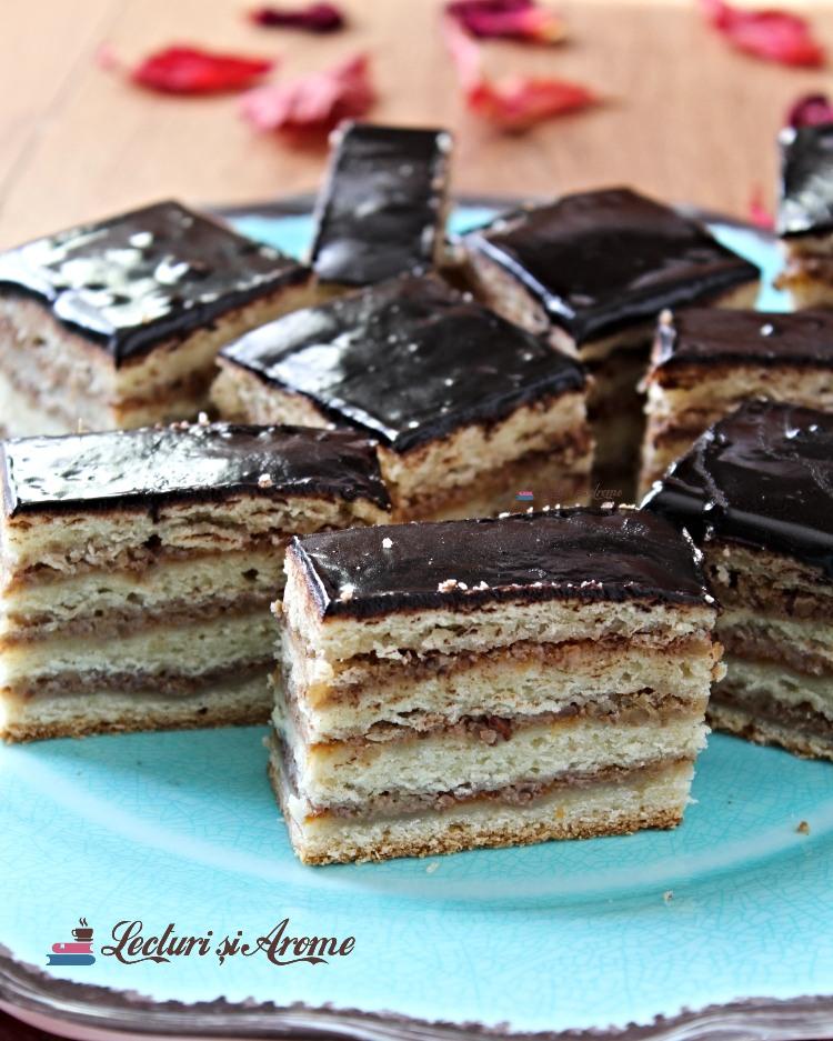 prăjitură greta garbo sau jerbo