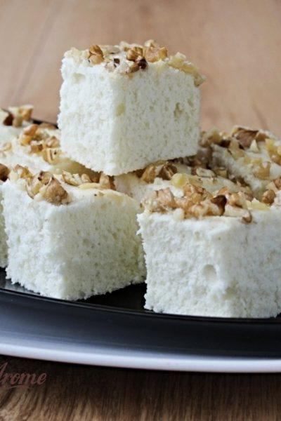 prăjitură din albușuri