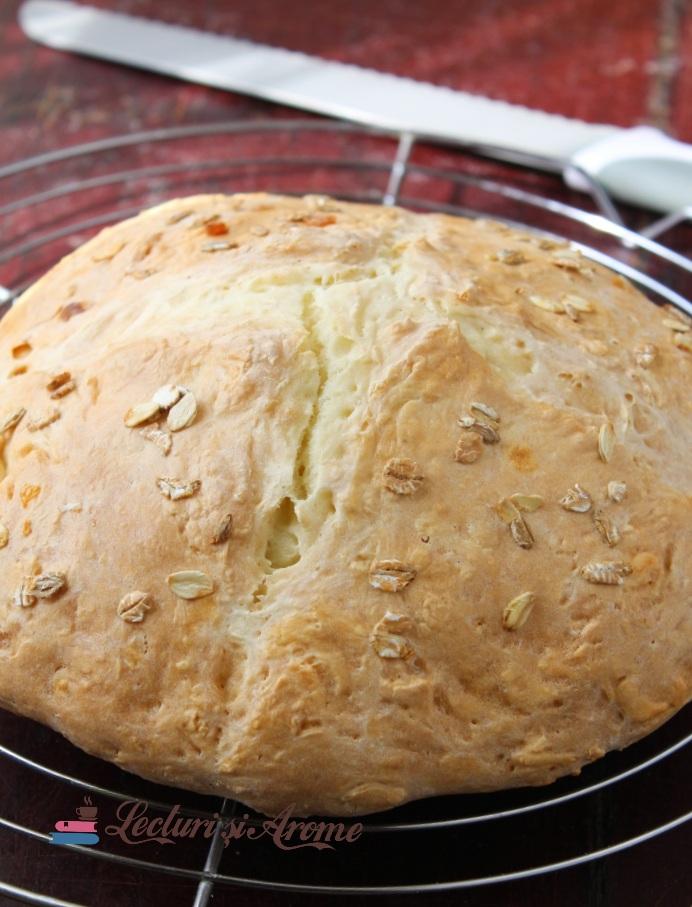 pâine cu bicarbonat de sodiu