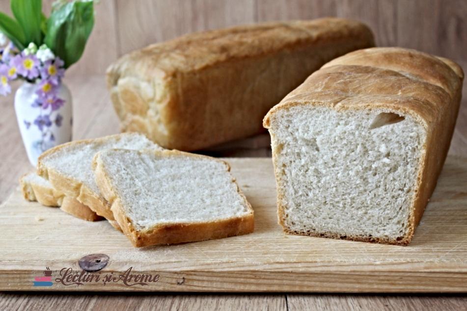 pâine simplă de casă
