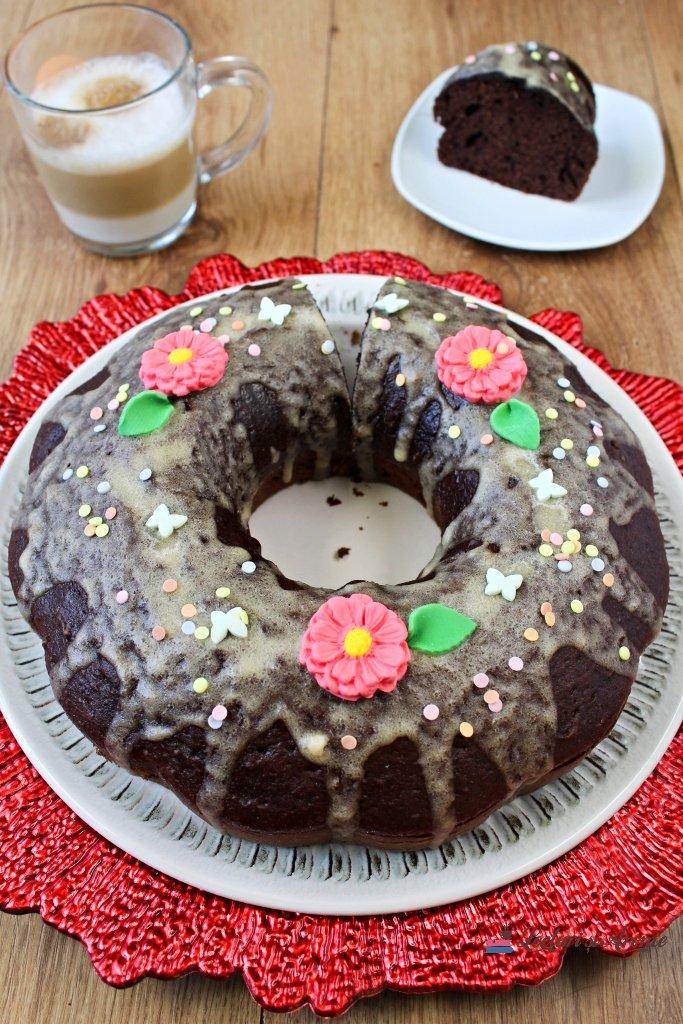 prăjitură cu cappuccino